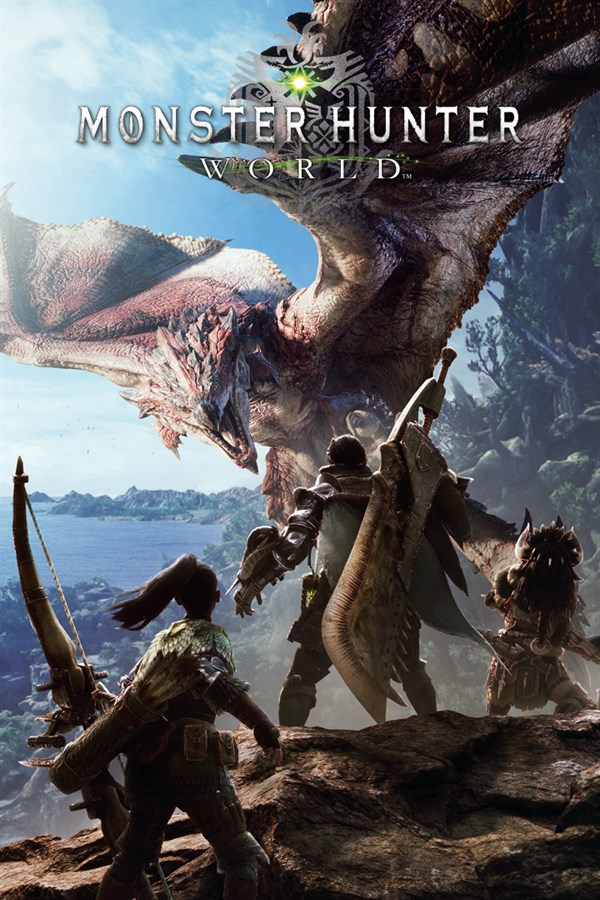 Monster Hunter World xbox game pass