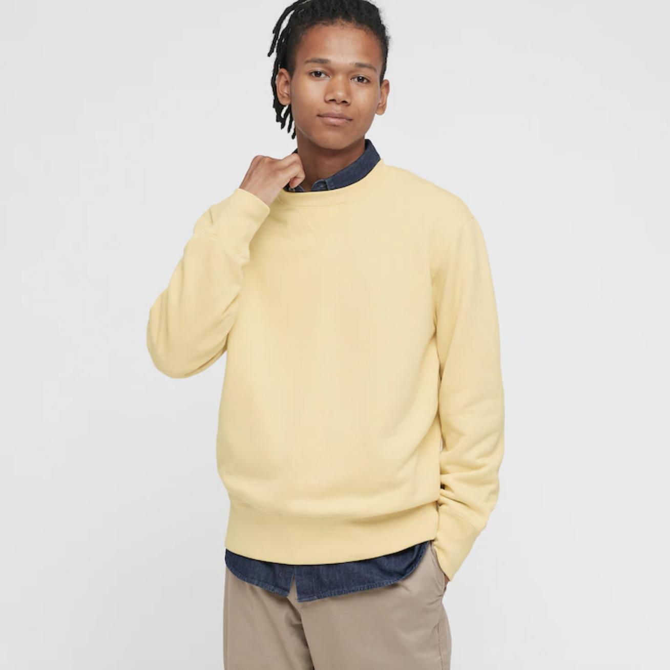 Uniqlo Long-Sleeve Sweatshirt
