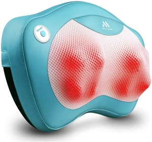 MagicMakers back massager with heat, best valentines day gifts for girlfriends 2021
