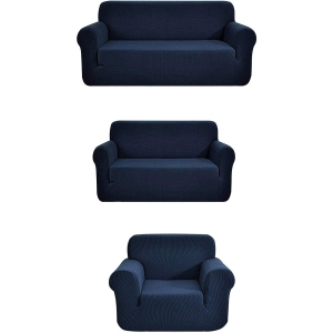 Fancy Collection 3-piece slipcover set, sofa slipcovers