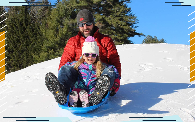 12 Best Snow Sleds for All