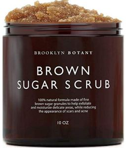 brown sugar scrub, gifts for her, best gifts for her