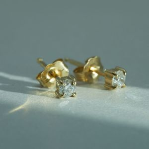 catbird angel hair diamond earrings, gifts for her