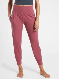 athleta salutation jogger, best gifts for wife