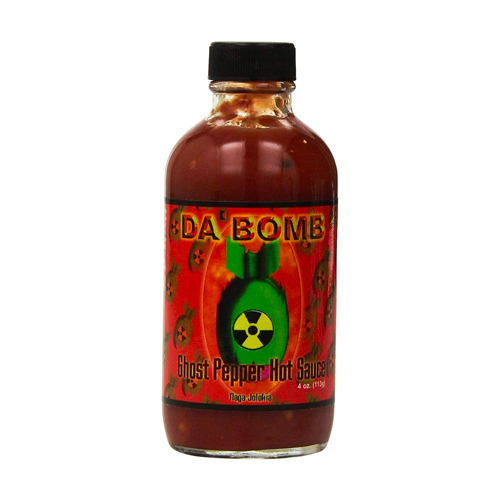 da bomb hot sauce, hottest hot sauce in the world