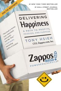 delivering happiness, tony hsieh zappos