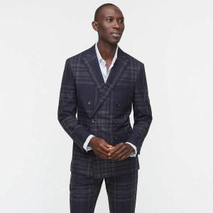J.Crew Ludlow Slim-Fit Suit Jacket in Japanese Wool-Silk Blend