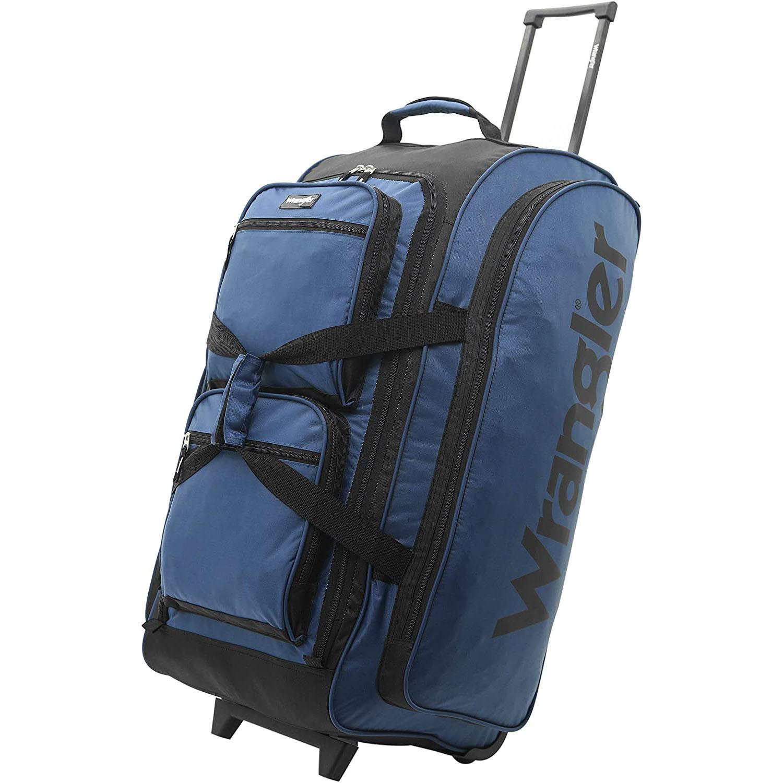 Wrangler Wesley Rolling Duffle Bag