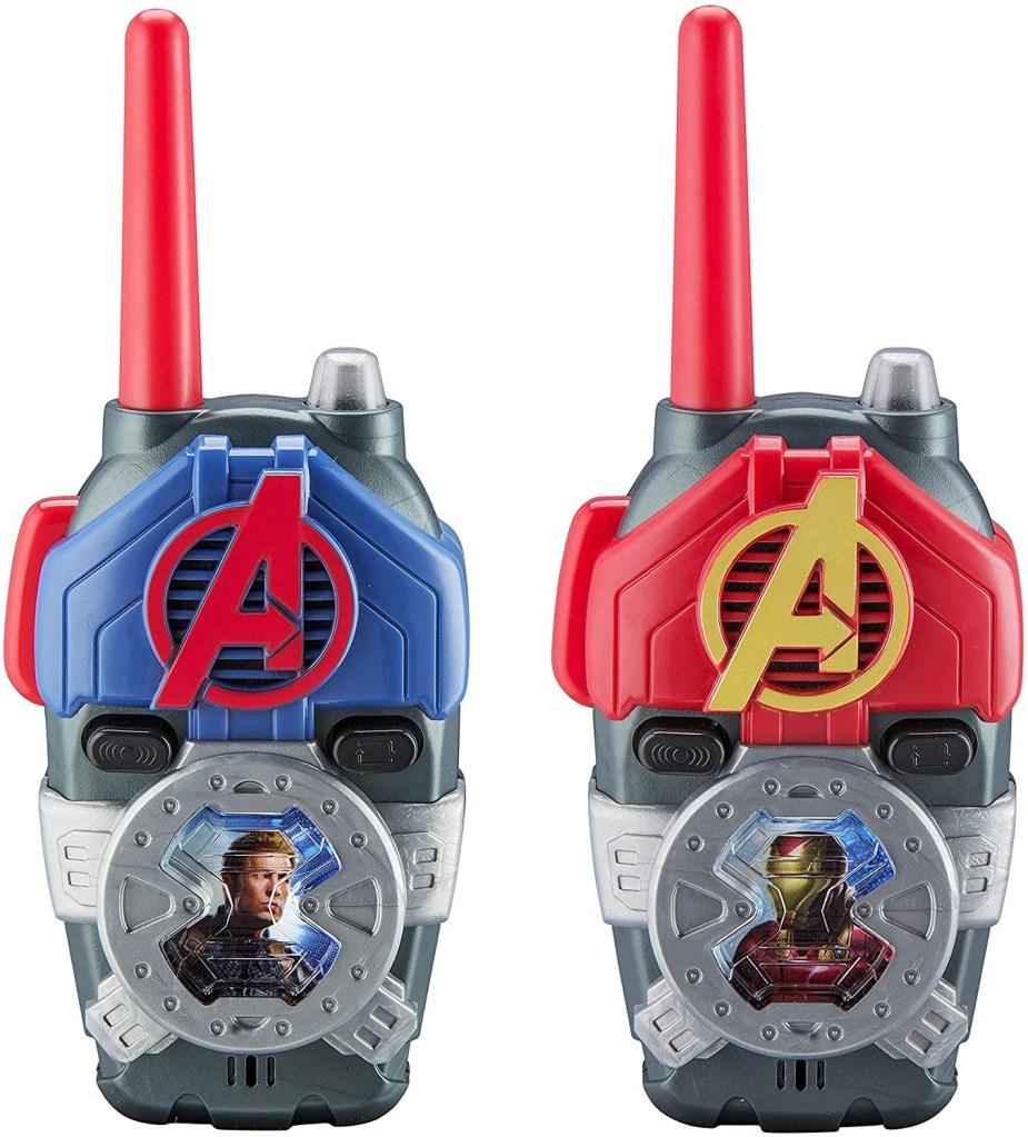 eKids Avengers Endgame FRS Walkie Talkies