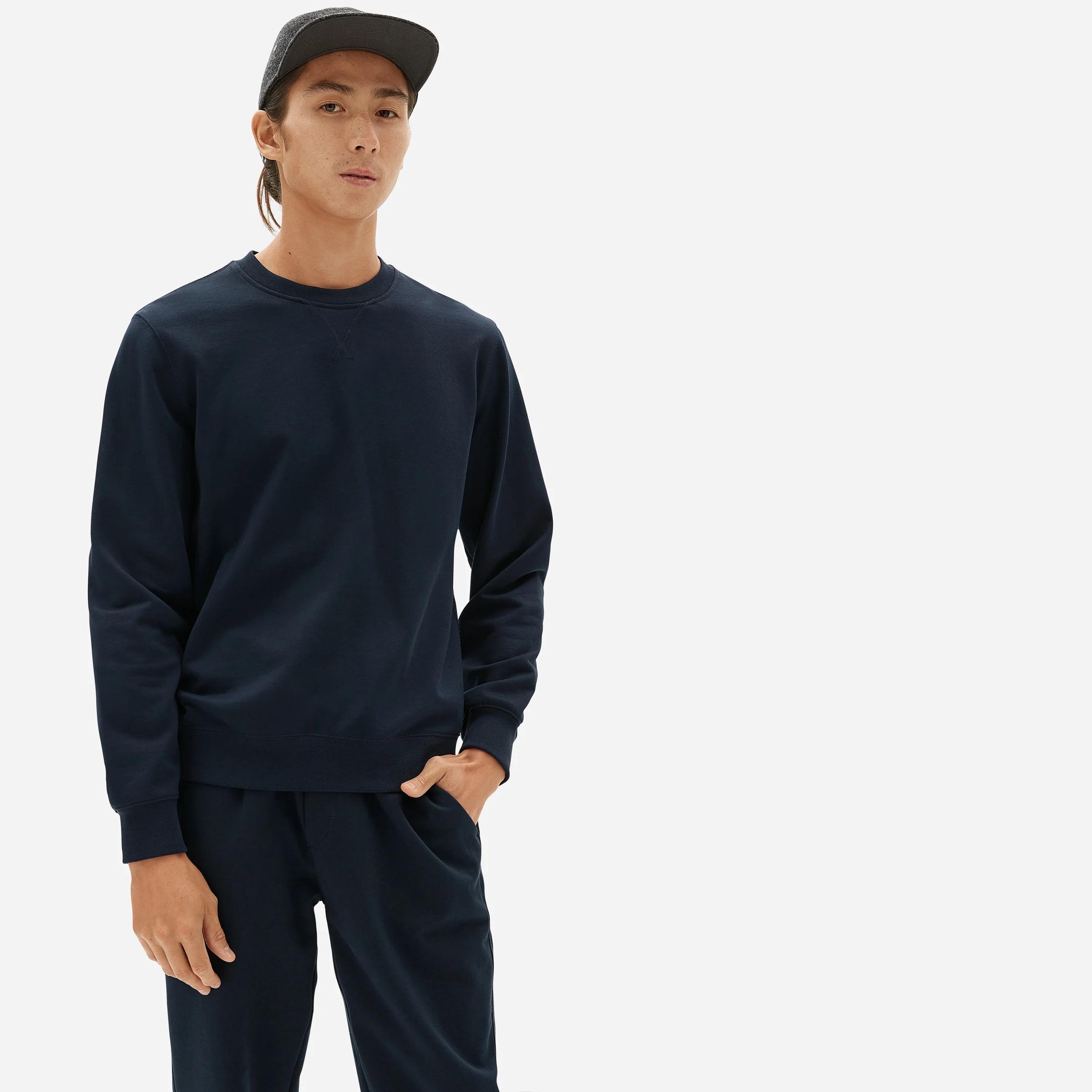 Everlane Uniform French Terry Sweatshirt