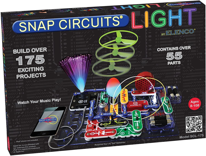light-up electronics kit