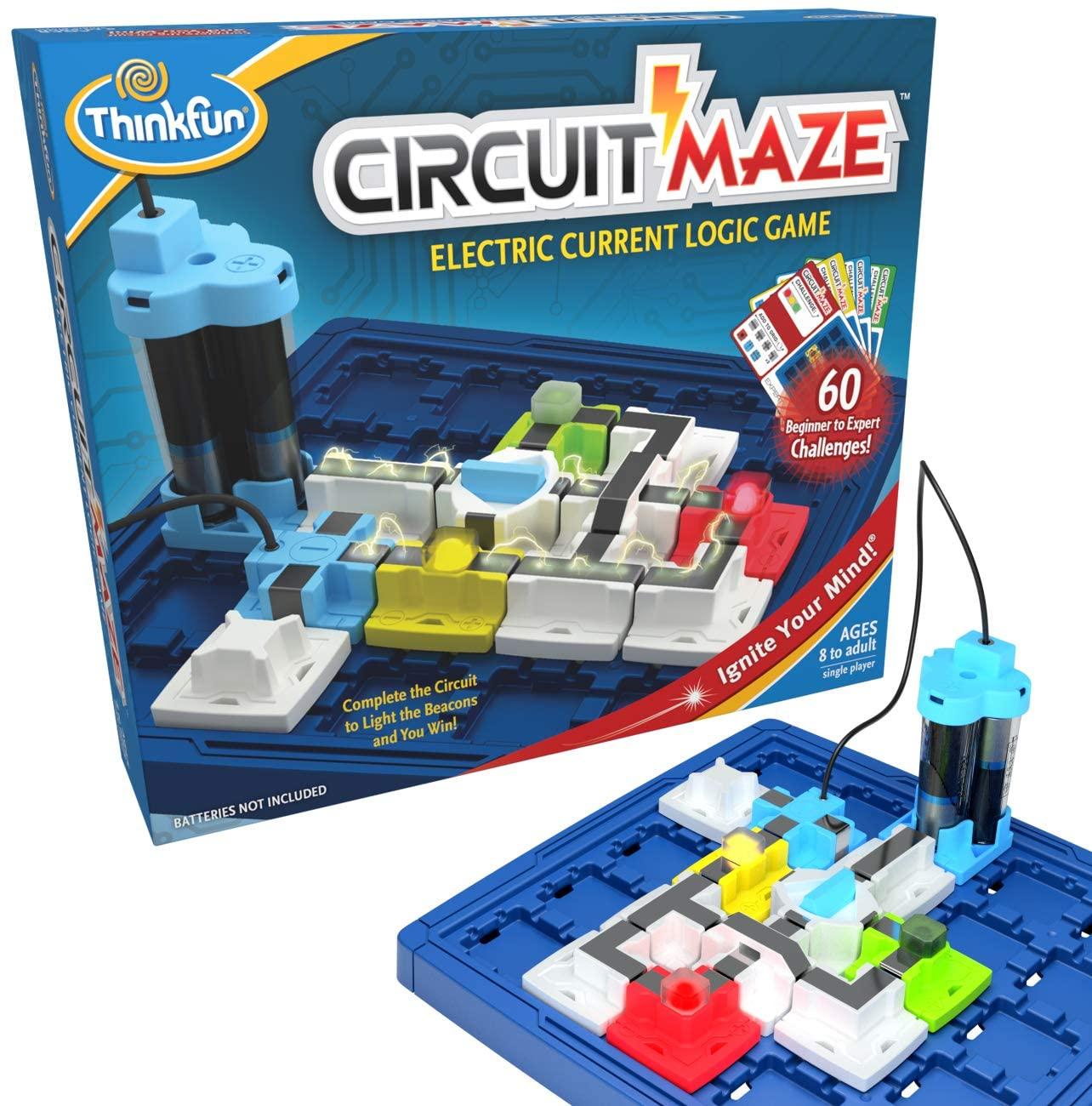 electronics maze kit for kids