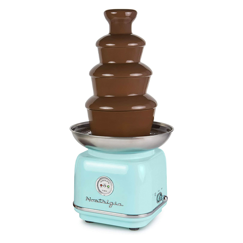 chocolate fondue fountain, best valentine's day gifts 2021