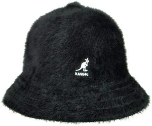 fur bucket hat Kangol Furgora