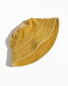 UO Washed Corduroy Bucket Hat