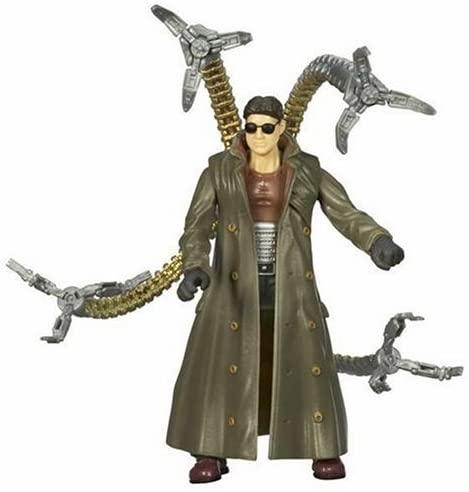hasbro spider man 2 classic dr octopus figure