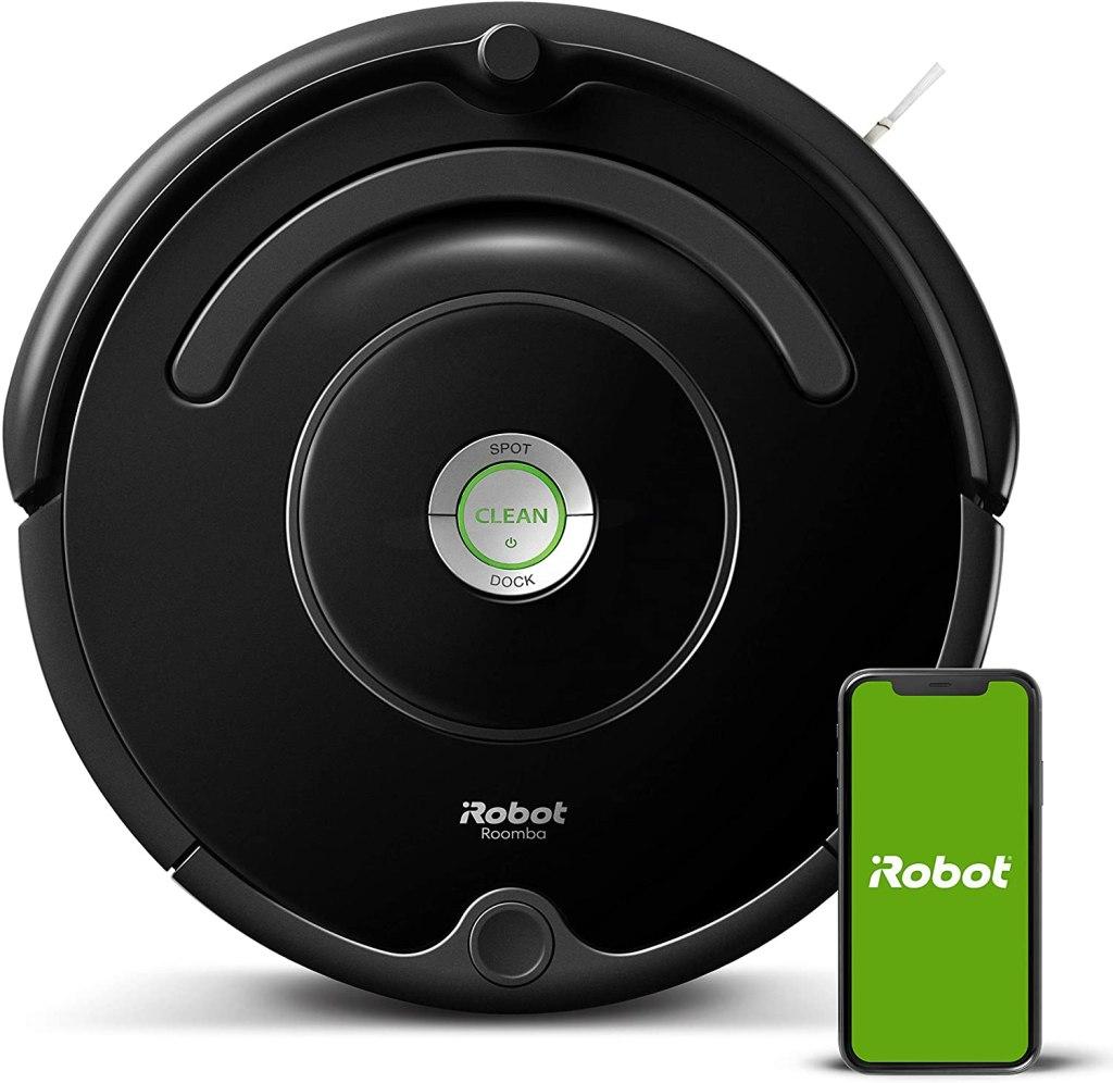 iRobot Roomba 675 Robot Vacuum, best smart home devices