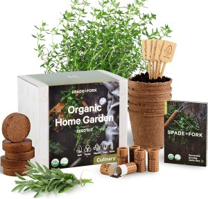 indoor herb garden starter kit, gifts for her, best gifts for her