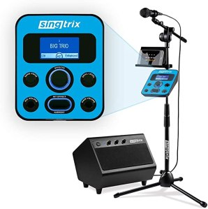 best karaoke machine Singtrix Party Bundle