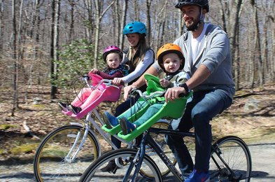 the best baby bike seats for taking your littles ones on your next ride