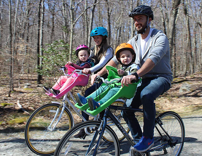 The 9 Best Baby Bike Seats Of 2021 For, Child Car Seat For Bikes