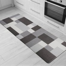 kitchen rugs? we love this controversial design trend