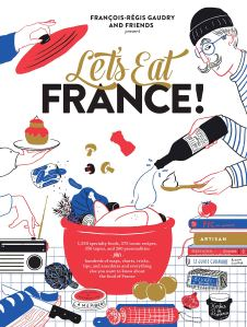 let's eat france cookbook, best cookbooks