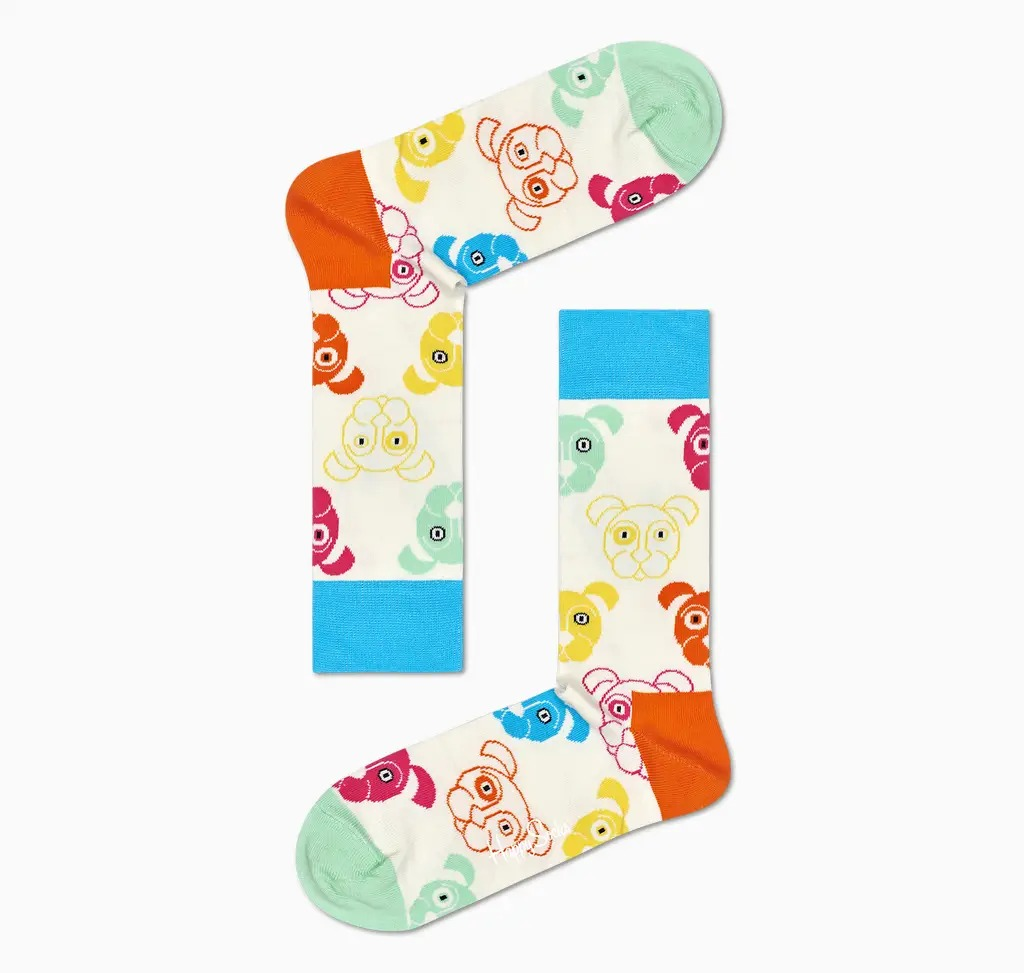 Happy Socks Dog Lover Socks Trio Gift, best gifts for coworkers