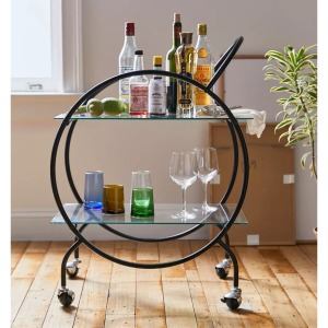 Selene Bar Cart