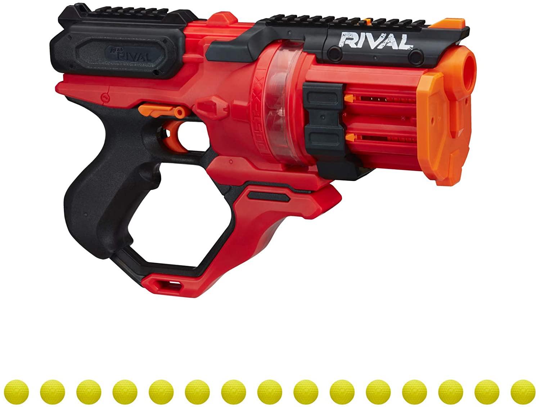nerf rival roundhouse, best nerf guns
