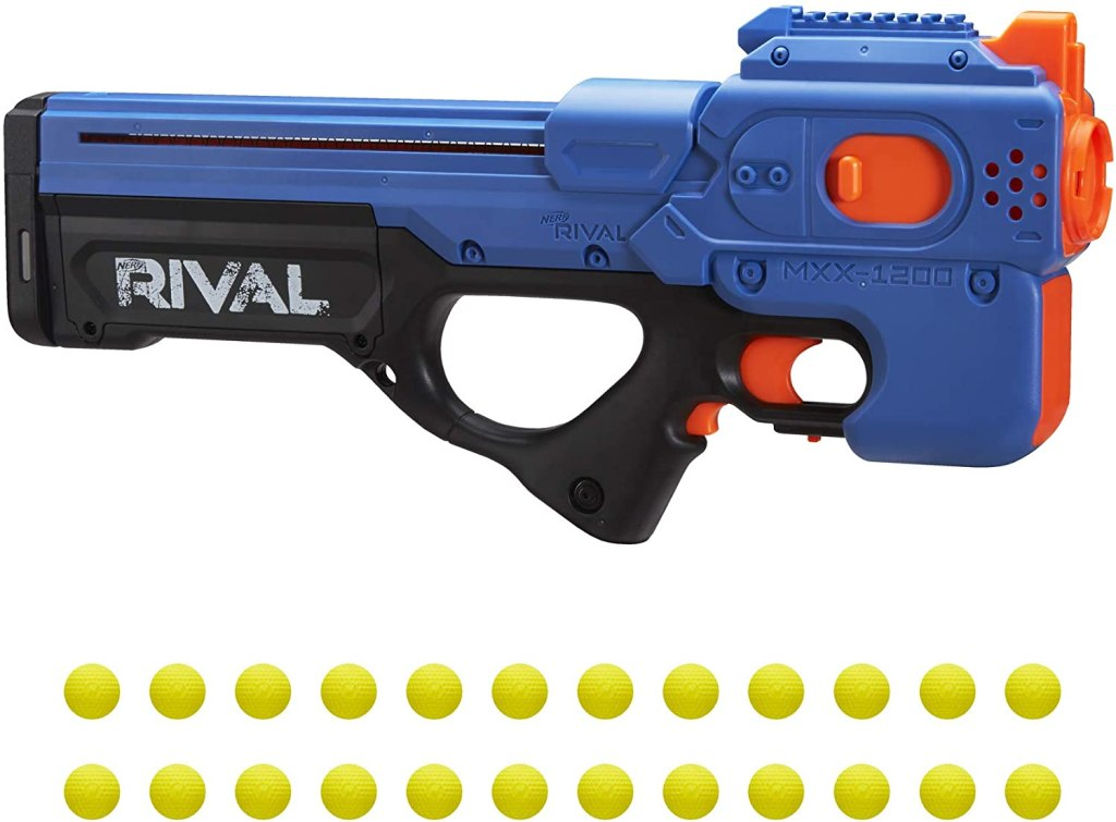 nerf rival automatic blaster