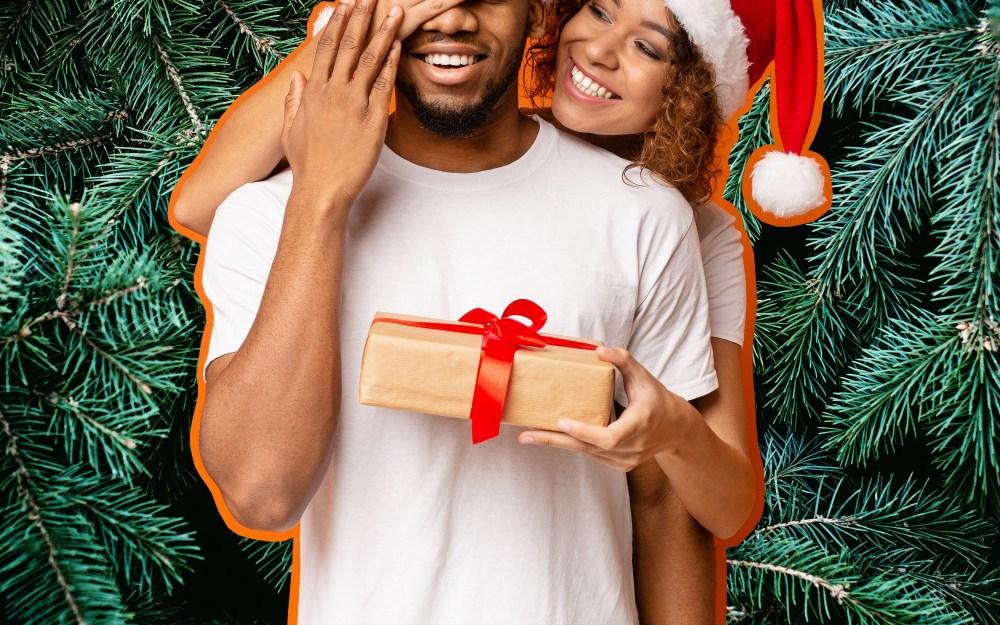 Him /& Men Novelty Storage Tins Great Christmas Secret Santa Gift Ideas for Her