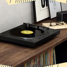 Sony PS-LX310BT Bluetooth Record Player at Amazon