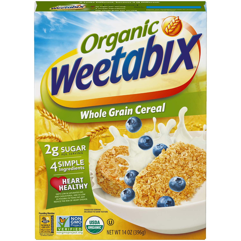 organic weetabix, healthy cereal