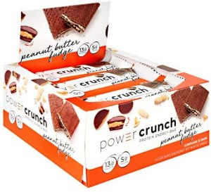 power crunch protein energy bars, best energy bars
