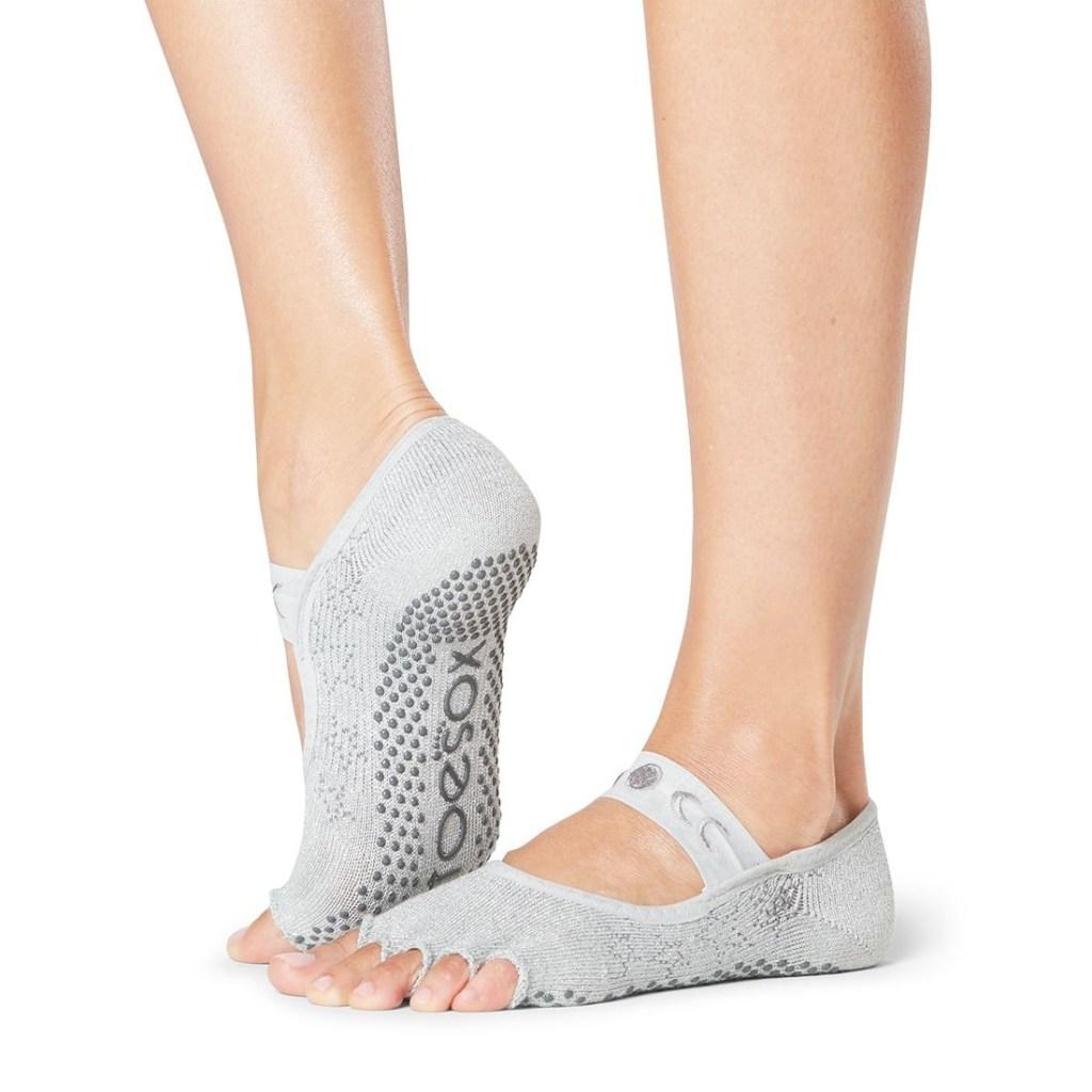 Half Toe Mia Grip Socks