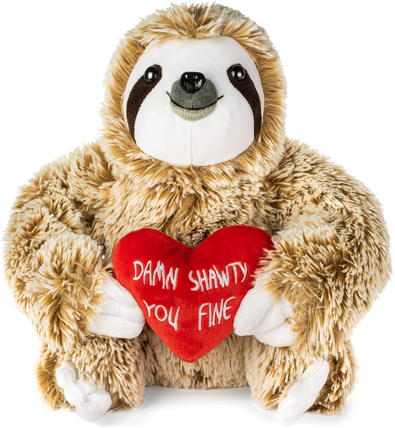 stuffed sloth, valentine's day gifts 2021