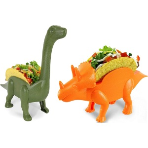 Dinosaur Taco Holder Ultrasaurus and Triceratops