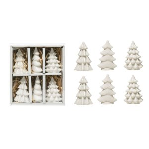 tabletop Christmas trees the holiday aisle