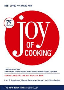 the joy of cooking, best cookbooks