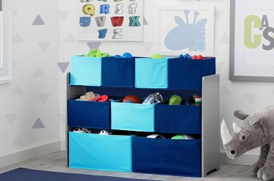 drowning in toys? You need one of the best toy organizers in your home