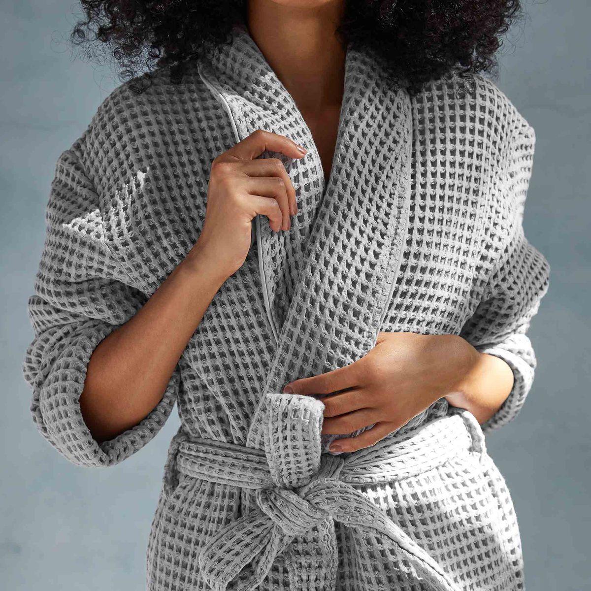 brooklinen waffle robe, best valentine's day gifts 2021
