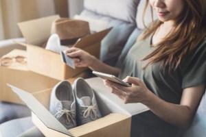 online shoe shopping, zappos