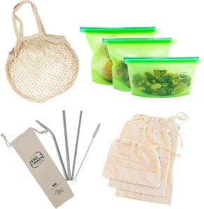 zero waste kit, top gifts for girlfriends, valentines gifts for girlfriends in 2021