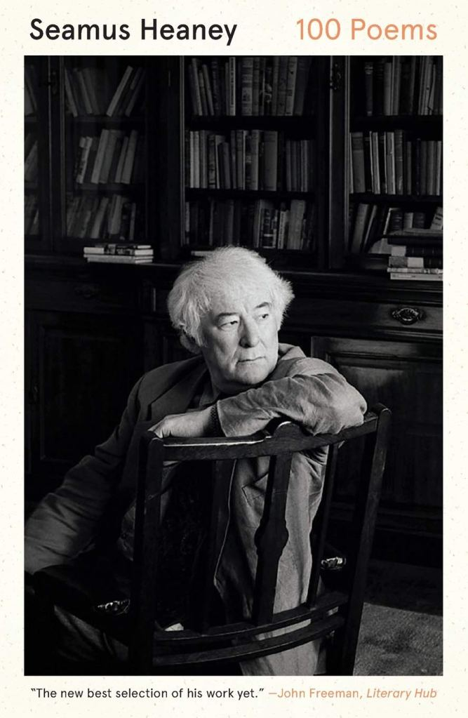 100 Poems by Seamus Heaney, best poetry books
