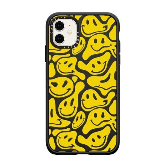 Casetify Acid Smiles Phone Case