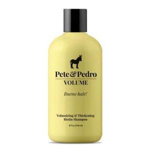 Pete and Pedro VOLUME Volumizing & Thickening Biotin Shampoo