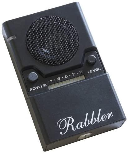Rabbler Noise Generator, cool spy gadgets