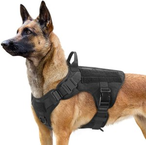 rabbitgoo Tactical Dog Harness