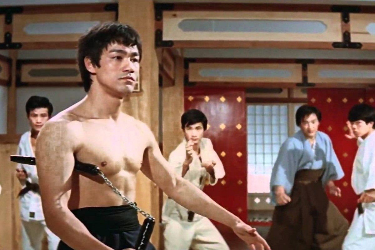 fist of fury martial arts movie